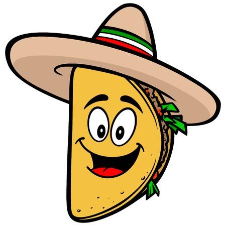 ground beef: Taco Mascot