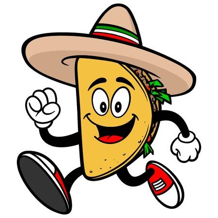 Taco course à pied