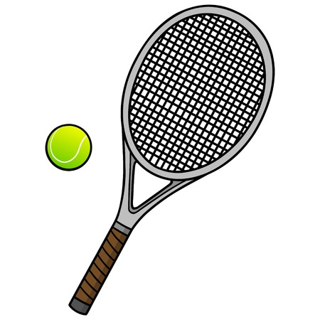 pursuit: Tennis Ball and Racket