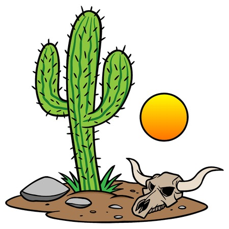 Texas-Wüste