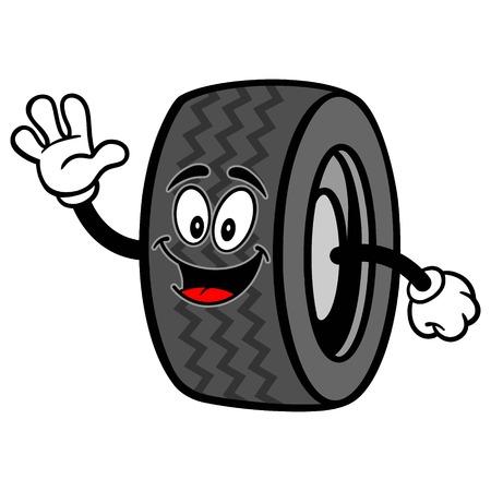 tire: Tire Waving