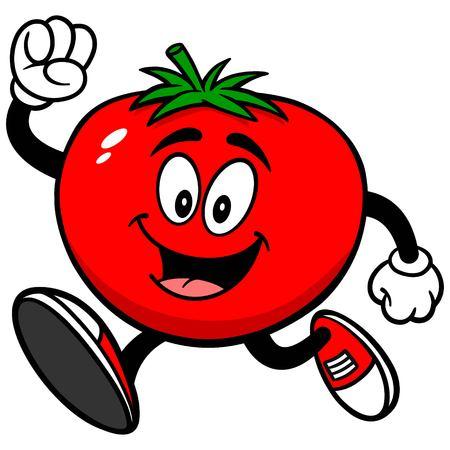 running: Tomato Running