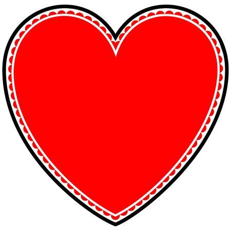 religious celebration: Valentine Sweet Heart