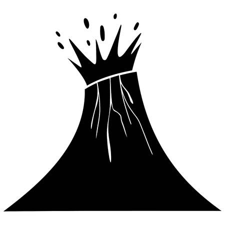 火山シンボル