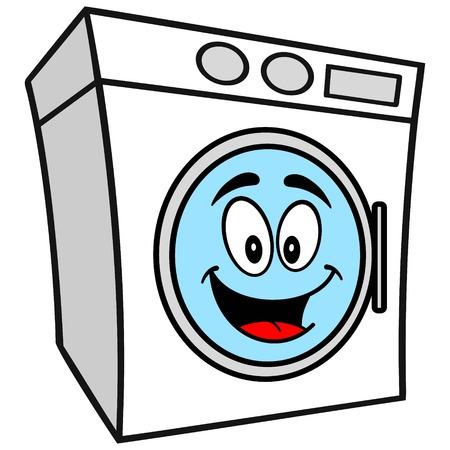 Washer Mascot