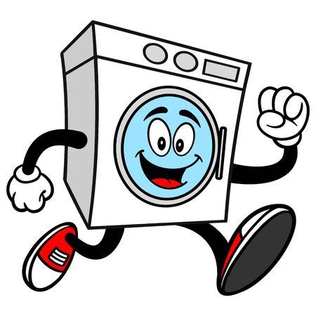 washer: Washer Running