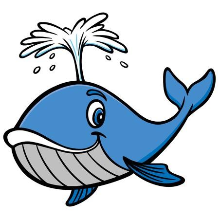 Whale Ilustração