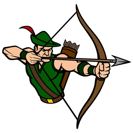 bowman: Archer Mascot