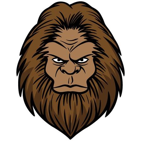 Bigfoot Head