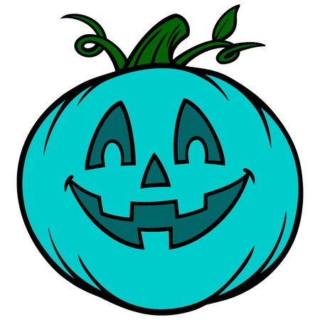 Food Allergy Jack-O-Lantern