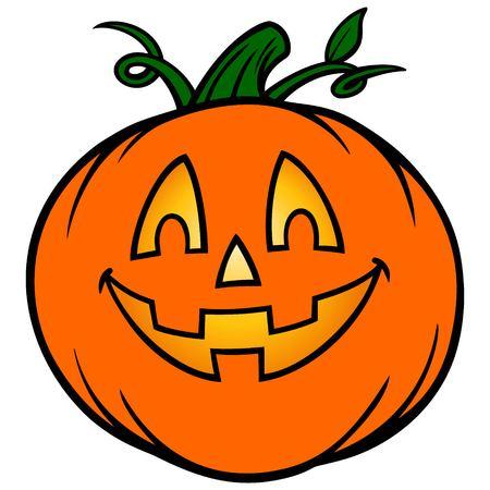 Halloween Pumpkin Stock Vector - 67236083