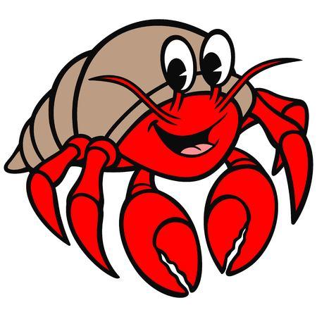 subaquatic: Hermit Crab