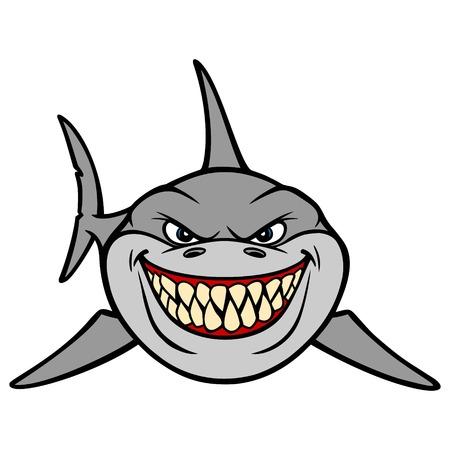 Shark Smile 向量圖像