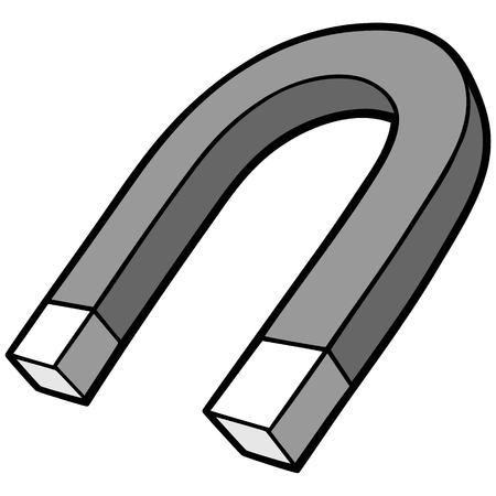 Magnet Illustration Çizim