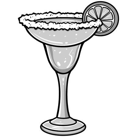 Margarita Illustration Ilustracja