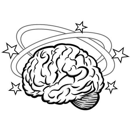 Stroke Illustration