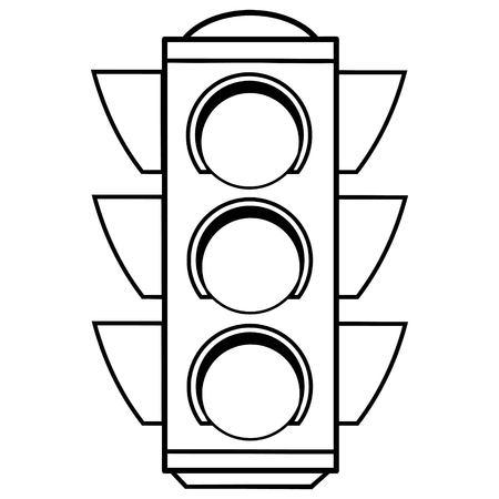 Traffic Lights Illustration