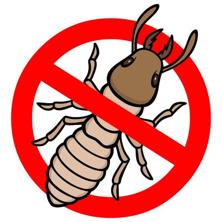 termite: No Termite Illustration