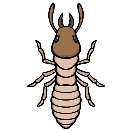 termite: Termite Illustration