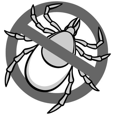 No Tick Sign