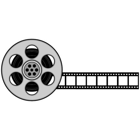 Film Strip and Reel