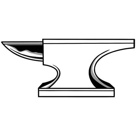 Anvil illustration.