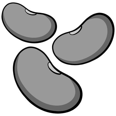 Beans Illustration