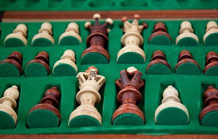 gamesmanship: Chess in box