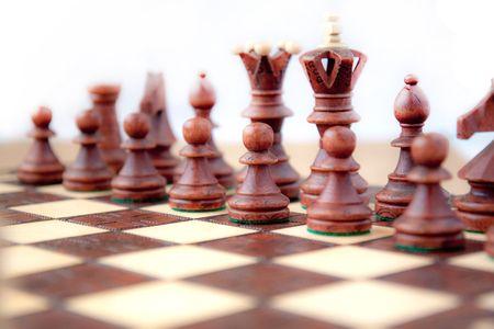 gamesmanship: Chess on start