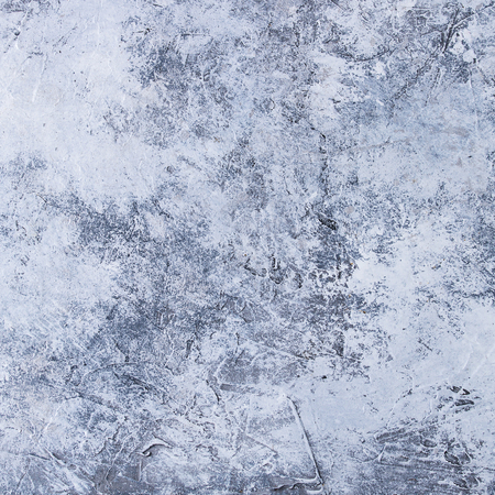 Gray blue stone concrete abstract background copy space. Square image