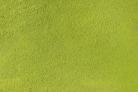 Green tea matcha powder abstract food and drink background.