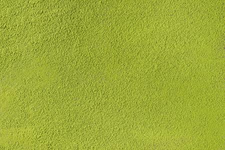 Grüner Tee Matcha Pulver abstrakten Essen und Trinken Hintergrund.