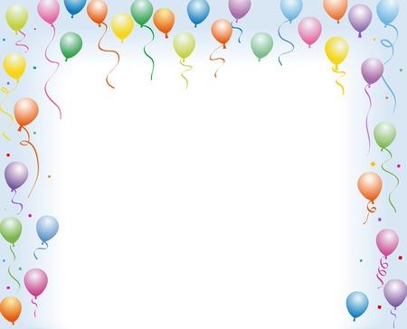 Cumpleaños de vuelo en globo