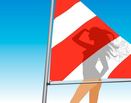 Sailing women