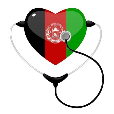 Medicine Afghanistan  Vector