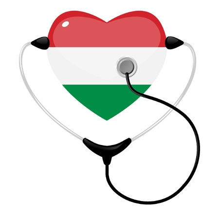 Medicine Hungary  Stock Vector - 11661824