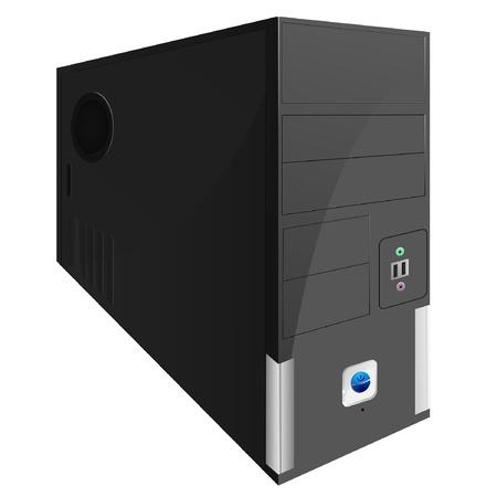 System block. Vector Stock Vector - 11908522