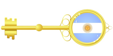 dignity: Golden key for Argentina