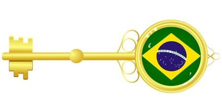 dignity: Golden key for Brazil