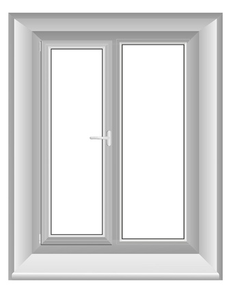 Vector illustration of a window Stock Vector - 11908403