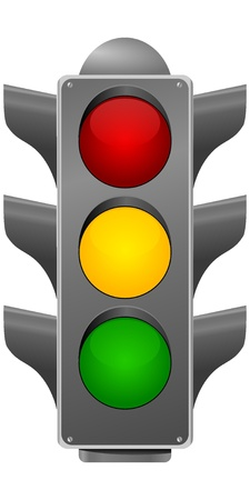 trafficlight Vector
