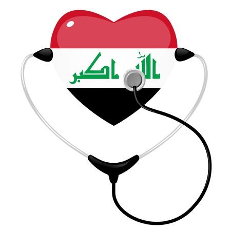 Medicine Iraq Vector