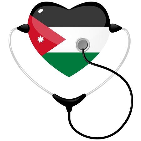 Medicine Jordan Illustration