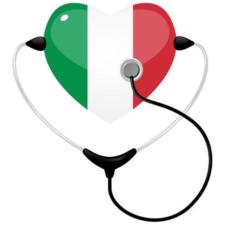 Medicine Italy Stock Vector - 11942387
