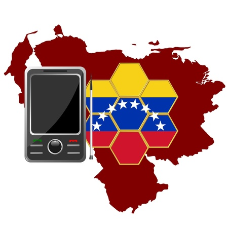 Mobile Communications Venezuela  Vector