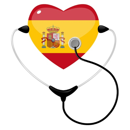 Medicine Spain Stock Vector - 11943091