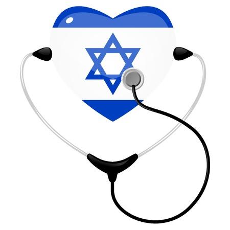 Medicine Israel Stock Vector - 11942578