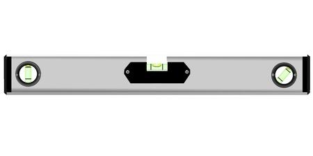 Ilustración vectorial de la construcción de nivel de