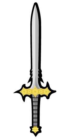 the middle ages: Sword