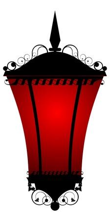Rode lantaarn